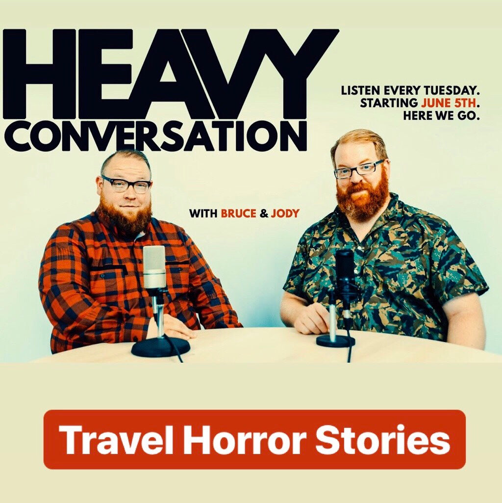 Episode 81: Travel Horror Stories