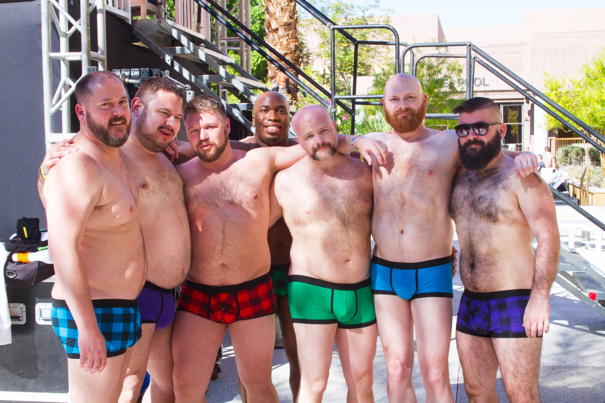 Bear Skn Fashion Show / International Bear Convergence-2015