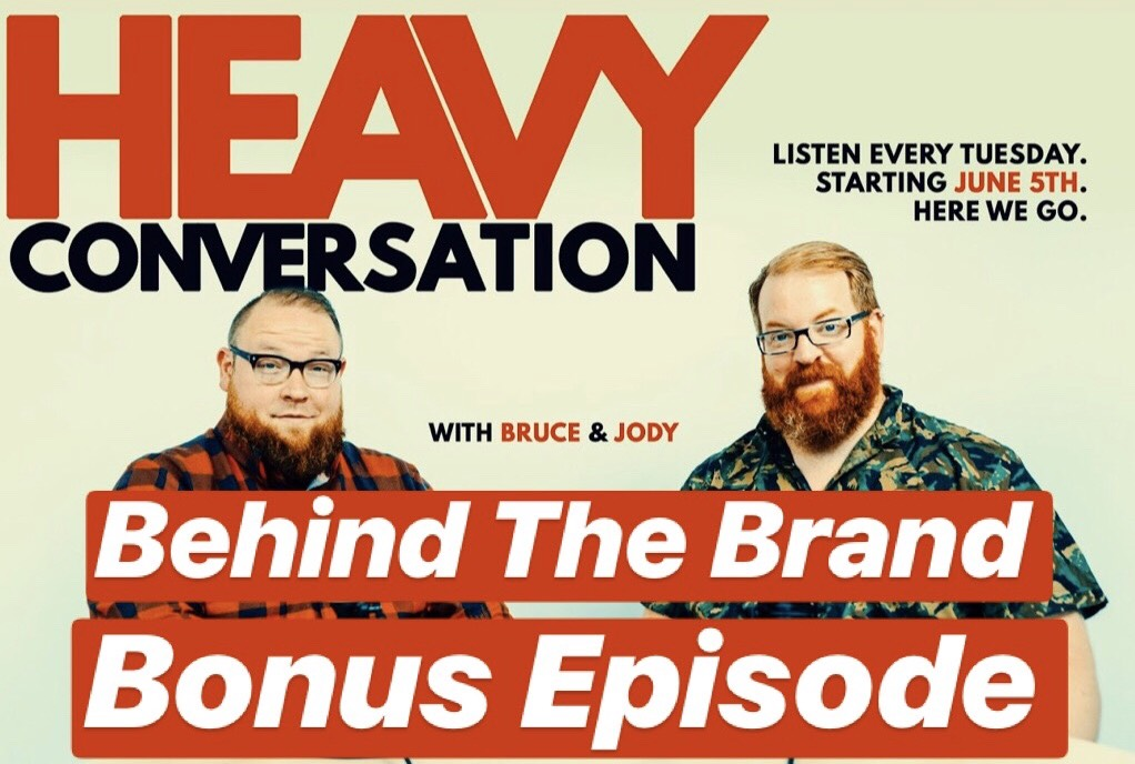 Behind The Brand Bonus Episode!