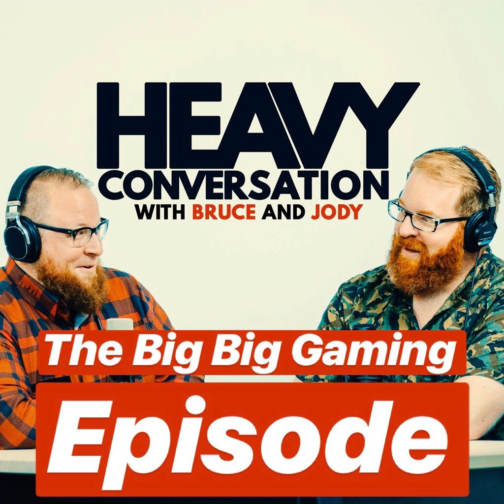 Episode 24: The Big Big Gaming Episode
