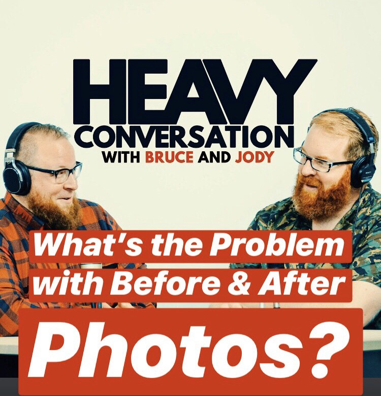 Episode 39: What's the Problem With Before & After Photos?