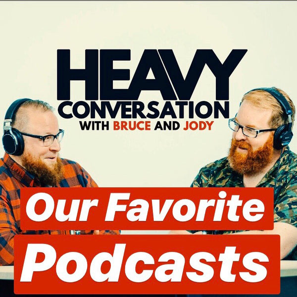 Episode 40: Our Favorite Podcasts