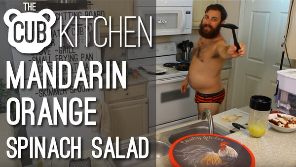 Cub Kitchen - Season 2 Episode 12 - Mandarin Orange Spinach Salad