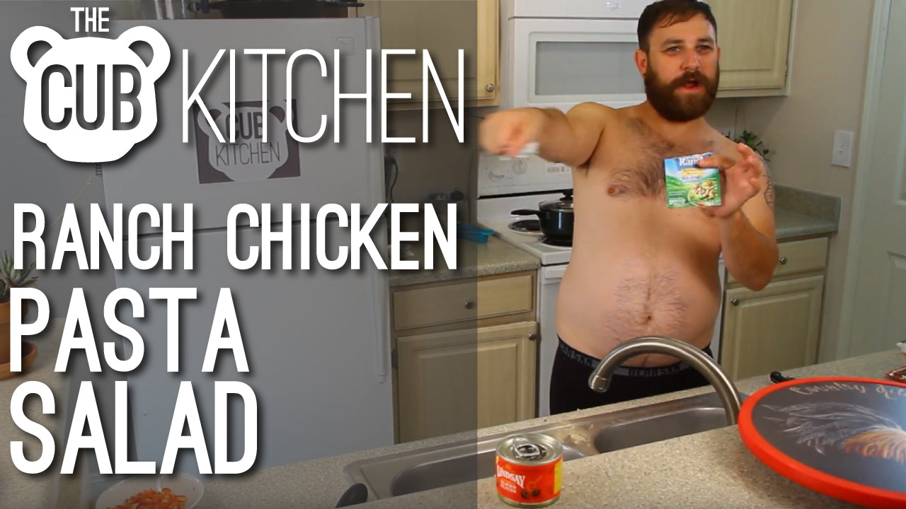 Cub Kitchen - Season 2 Episode 2 - Chicken Ranch Pasta Salad