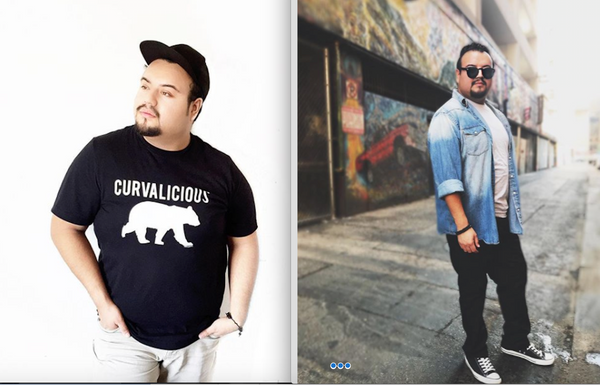 10 Plus Size Guys to Follow in 2018