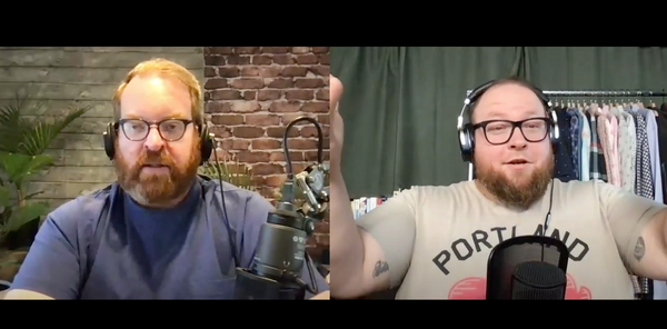 Heavy Conversation Episode 139: How to Stay Politically Involved in 2021 Without Going Crazy