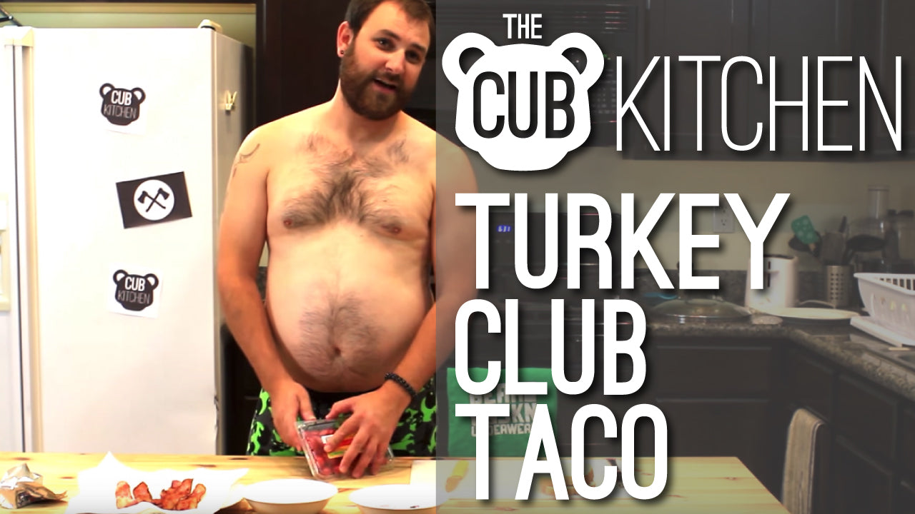 CUB KITCHEN - Season 1 - Episode 5 - TURKEY CLUB TACO