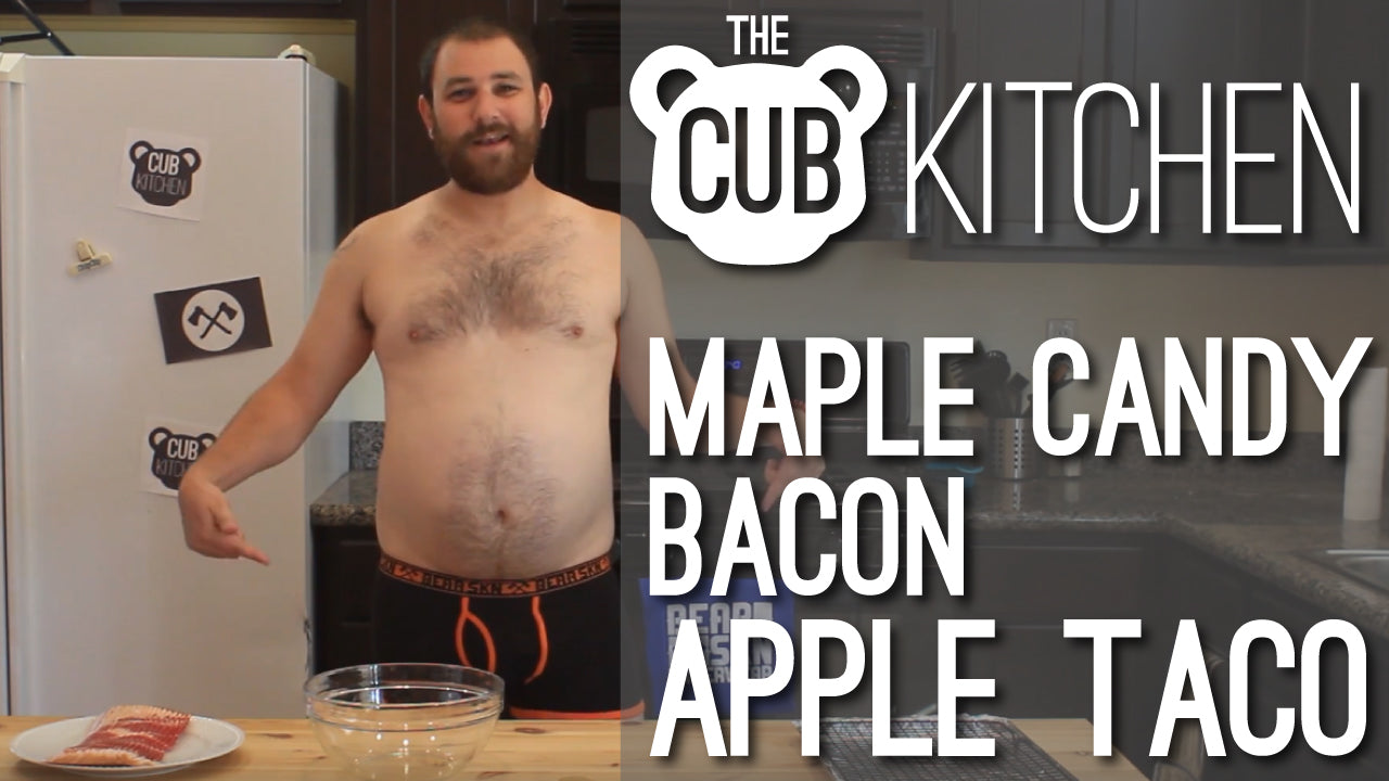 CUB KITCHEN - Season 1 - Episode 2 - MAPLE CANDY BACON APPLE TACOS