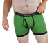 Bamboo Boxer Brief - Olive 1