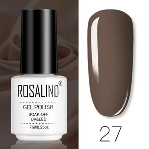 ROSALIND Gel Polish 29 colours for choice