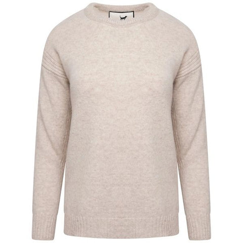 Gretton Crew Neck - Linen