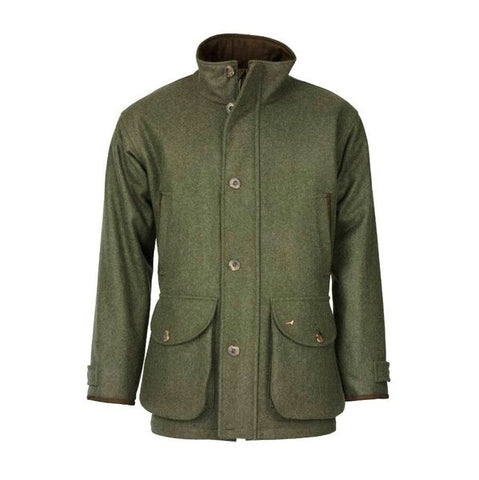 Matterhorn Wingfield Shooting Coat - Green