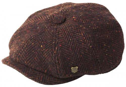 Harris Tweed Baker Boy - Magee