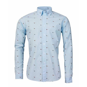 Fasante Shirt - Light Blue