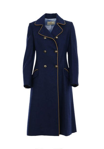 The Coat - Royal Navy Blue