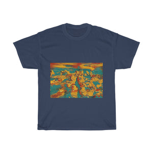Clouds, Sky, Creative, Artistic, Unisex Tee Shirt