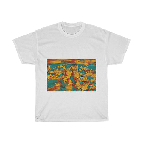 Image of Clouds, Sky, Creative, Artistic, Unisex Tee Shirt