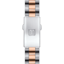 Load image into Gallery viewer, Tissot PR 100 Sport Chic with diamonds Rose Gold 2Tone