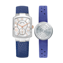 Load image into Gallery viewer, Day& Night: Classic Watch - 21-RGMOP-ZDBL + Nano Sleep Bracelet -RSLP-BR-NMFBL-PK
