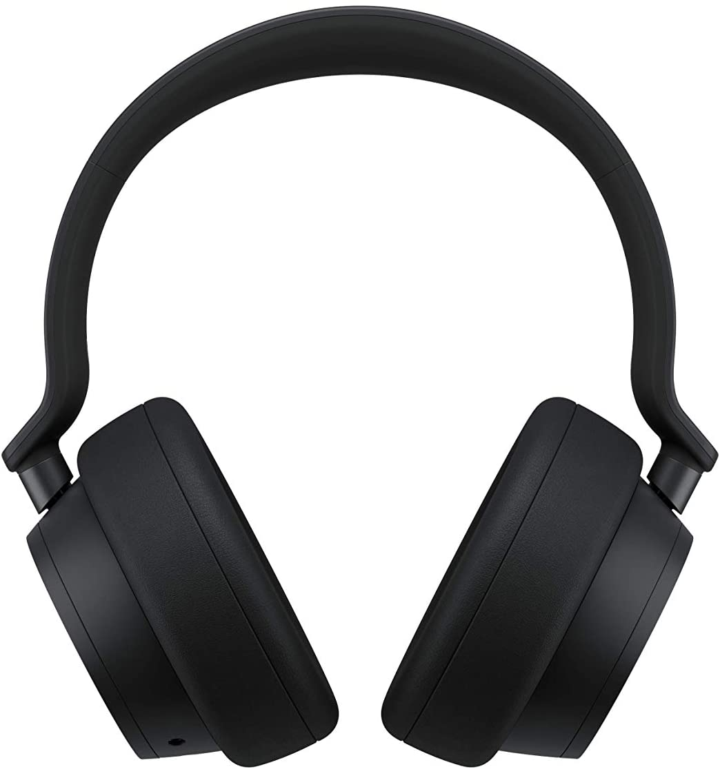 Microsoft Surface Wireless Bluetooth Noise-Cancelling Headphones 2 (Matte Black)