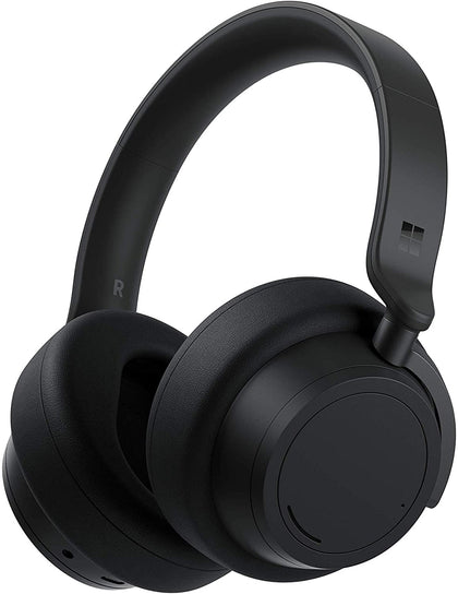 Microsoft Surface Wireless Bluetooth Noise-Cancelling Headphones 2 (Matte Black), xpresskey.