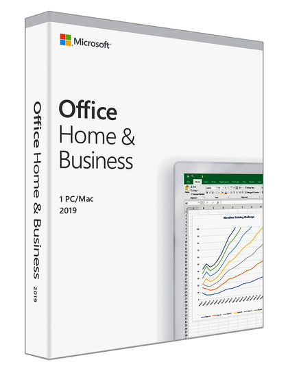 Microsoft Office Home and Business 2019 for Windows PC, xpresskey.