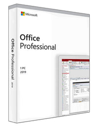 Microsoft Office Professional 2019 for Windows PC, xpresskey.