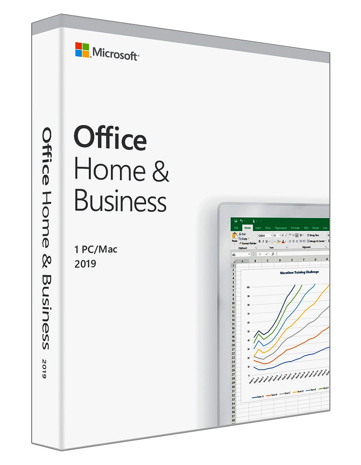 Microsoft Office Home and Business 2019 for macOS