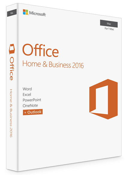Microsoft Office Home and Business 2016 for Mac OS, xpresskey.
