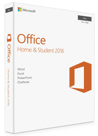 Microsoft Office Home and Student 2016 for Mac OS, xpresskey.