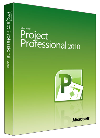 Microsoft Project Professional 2010 for Windows PC, xpresskey.