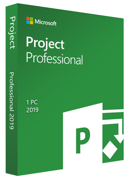 Microsoft Project Professional 2019, xpresskey.
