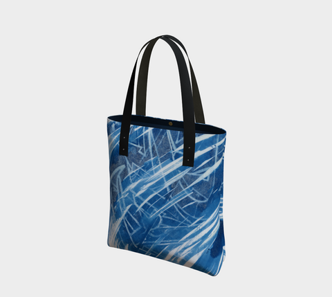 Controlled chaos tote bag #2M