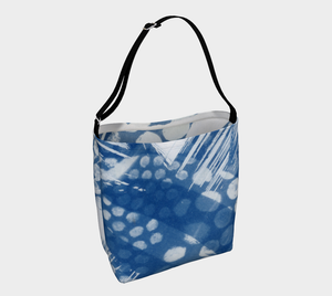 Octopus day tote #1