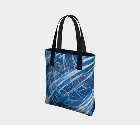 Controlled chaos tote bag #1M