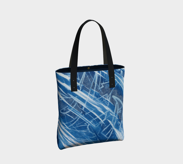 Controlled chaos tote bag #1