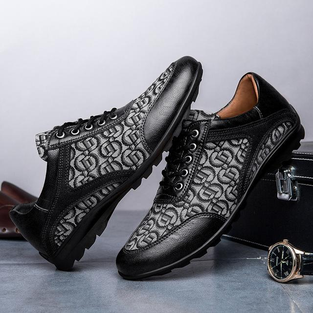 Bromley Master Series- Handcrafted British Performance Golf Shoe
