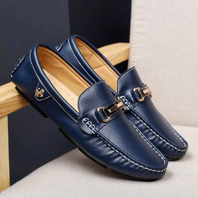 Wolfgang Muller - Handcrafted German Leather Loafers