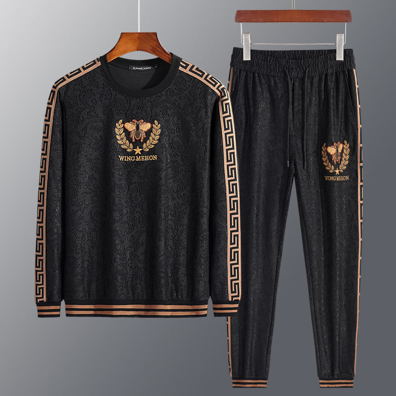 Wings of Hermes - Luxury Designer Tracksuit