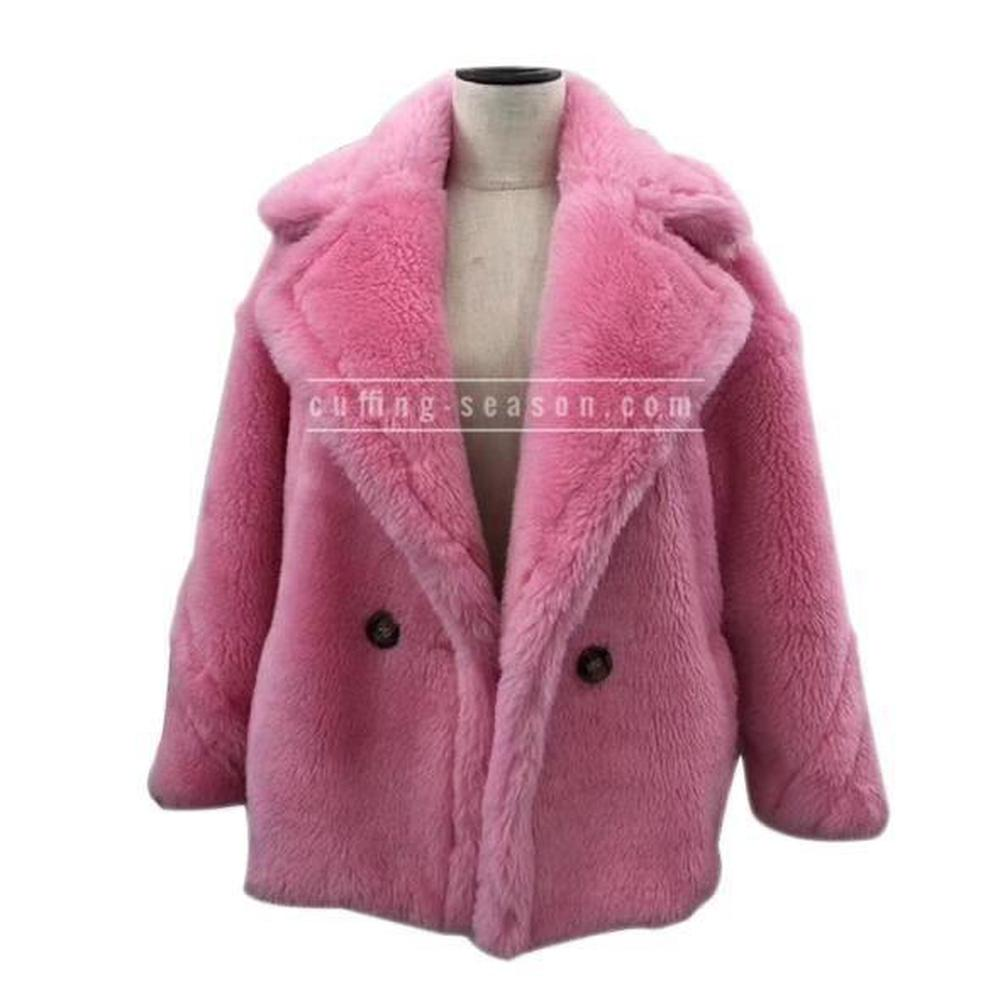 Mini Teddy Coat