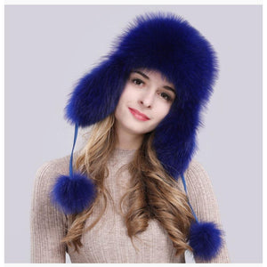 Natural   Ushanka Hats