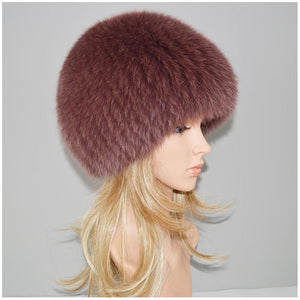 The softest and warmest hat in the world