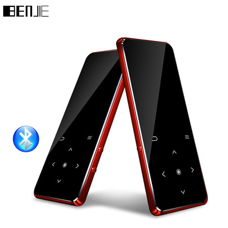 BENJIE K11 IPX4 Waterproof HIFI Bluetooth MP3 Music Player Lossless Mini Portable FM Radio Ebook Voice Recorder