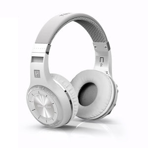 Bluedio HT Wireless Bluetooth Headphones Wireless Headset With Microphone For Mobile Phone White