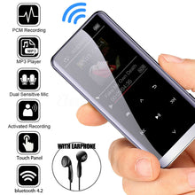 Load image into Gallery viewer, Bluetooth MP3 Player HIFI Sport Music Speakers MP4 Media FM Radio Recorder