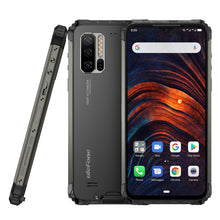 Load image into Gallery viewer, Ulefone Armor 7 Mobile Phone IP68 Waterproof Helio P90 Octa Core CPU 8GB+128GB Memory Android 9.0 48MP+16MP+8MP Camera 4G LTE Smartphone Black_Non-European version
