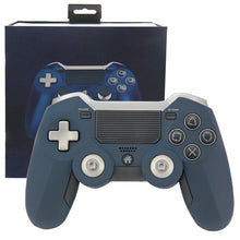 Load image into Gallery viewer, Game Wireless Controller for PS4/PS3/PC/PS4  blue