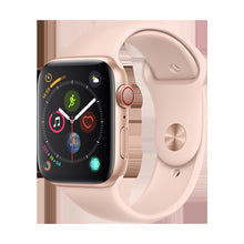 Load image into Gallery viewer, Apple Smart iWatch Series 4 Health Monitoring Lightweight Watch (GPS+Cellular / 44mm / 40mm) pink_GPS 44mm