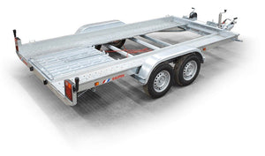 Gaupen Biltransport 2500kg,GTS Trailer