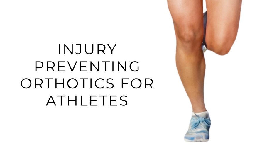 Injury Preventing Orthotics For Athletes